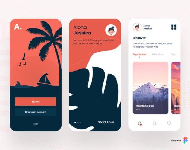 Aloha Travel App Free