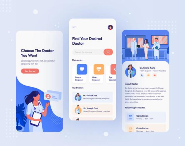Medical Services App Free