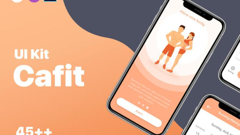 Cafit Workout App Free