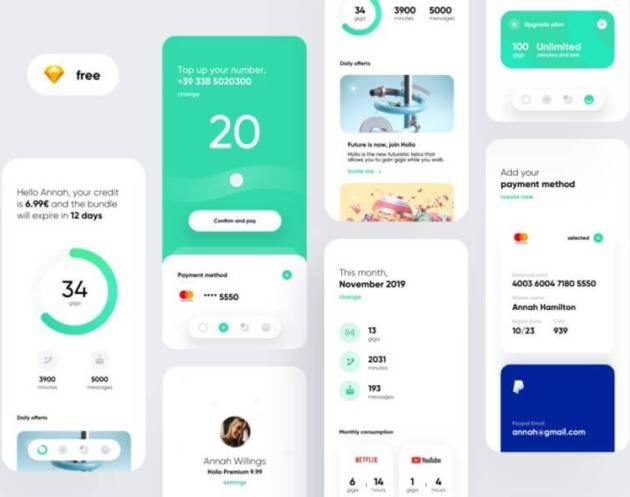 minimalist-app-design-sketch- uifreebies.net
