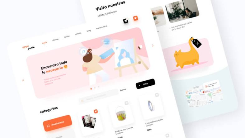Punte Website Design Free