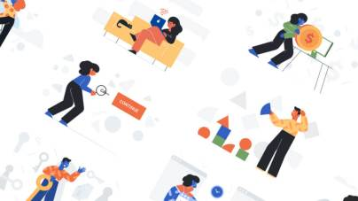 Unruly Landing Page Illustrations