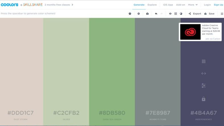 15 Best Color Tools for Designers