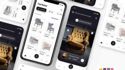 Furniture Shopping App Free