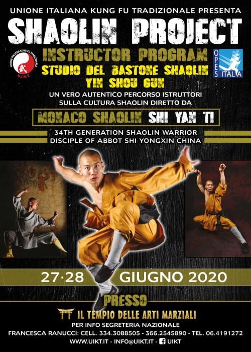 Shaolin Program 27 28 Giugno 2020 def