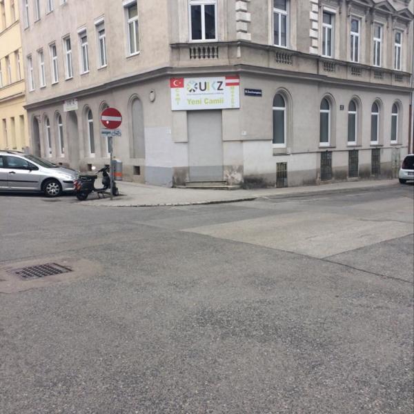 Islamisches Kulturzentrum in Währing