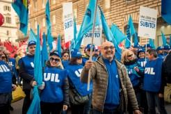 Manifestazione UIL - Roma - Febbraio 2019 -6390