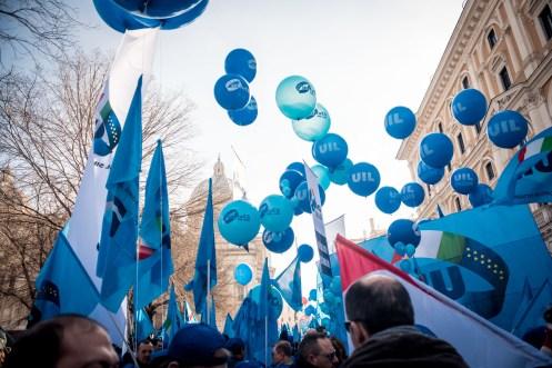 Manifestazione UIL - Roma - Febbraio 2019 -6515