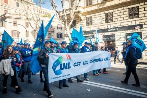 Manifestazione UIL - Roma - Febbraio 2019 -6534