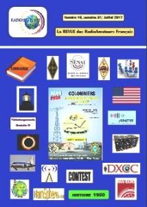 La Revue Radioamateurs France RAF 10-Semaine 31-2017!