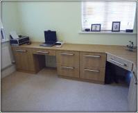 Custom Built Home Office Furniture Northamptonshire ...