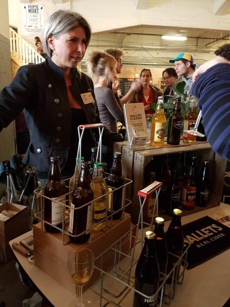 Margot Sanderse van Het Ciderhuis