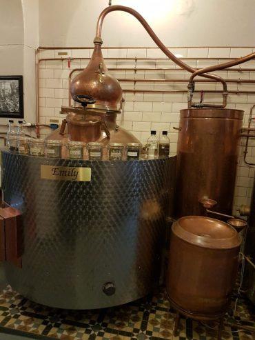 Distilleerketel Emily