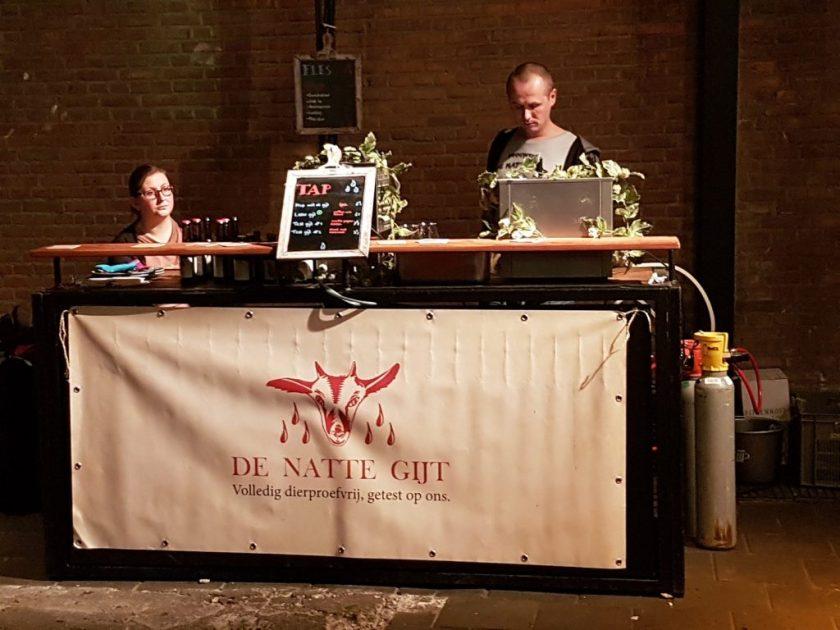 Brouwerij de Natte Gijt op het Nederlandse Bieren Festival
