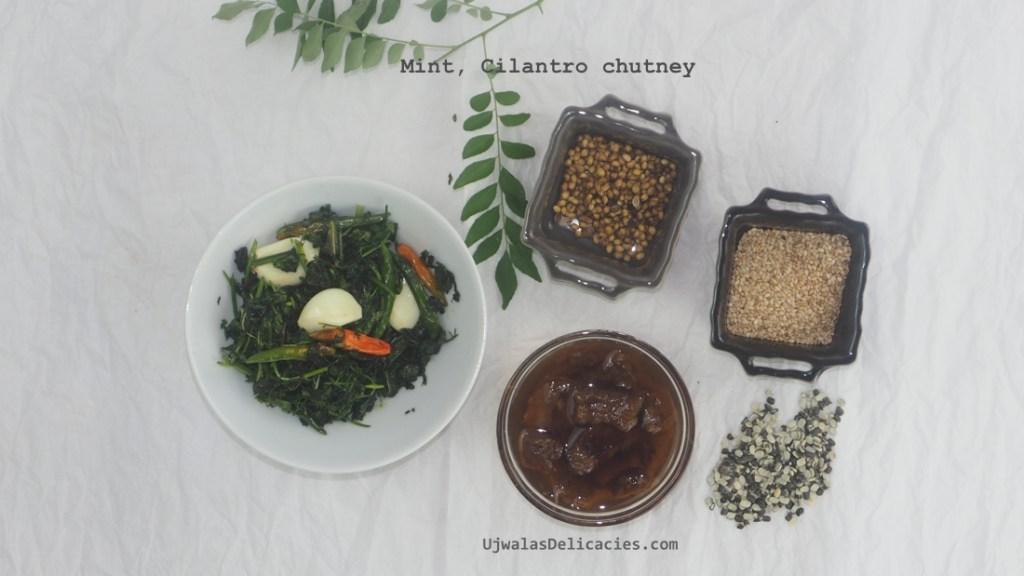 Mint Cilantro Chutney