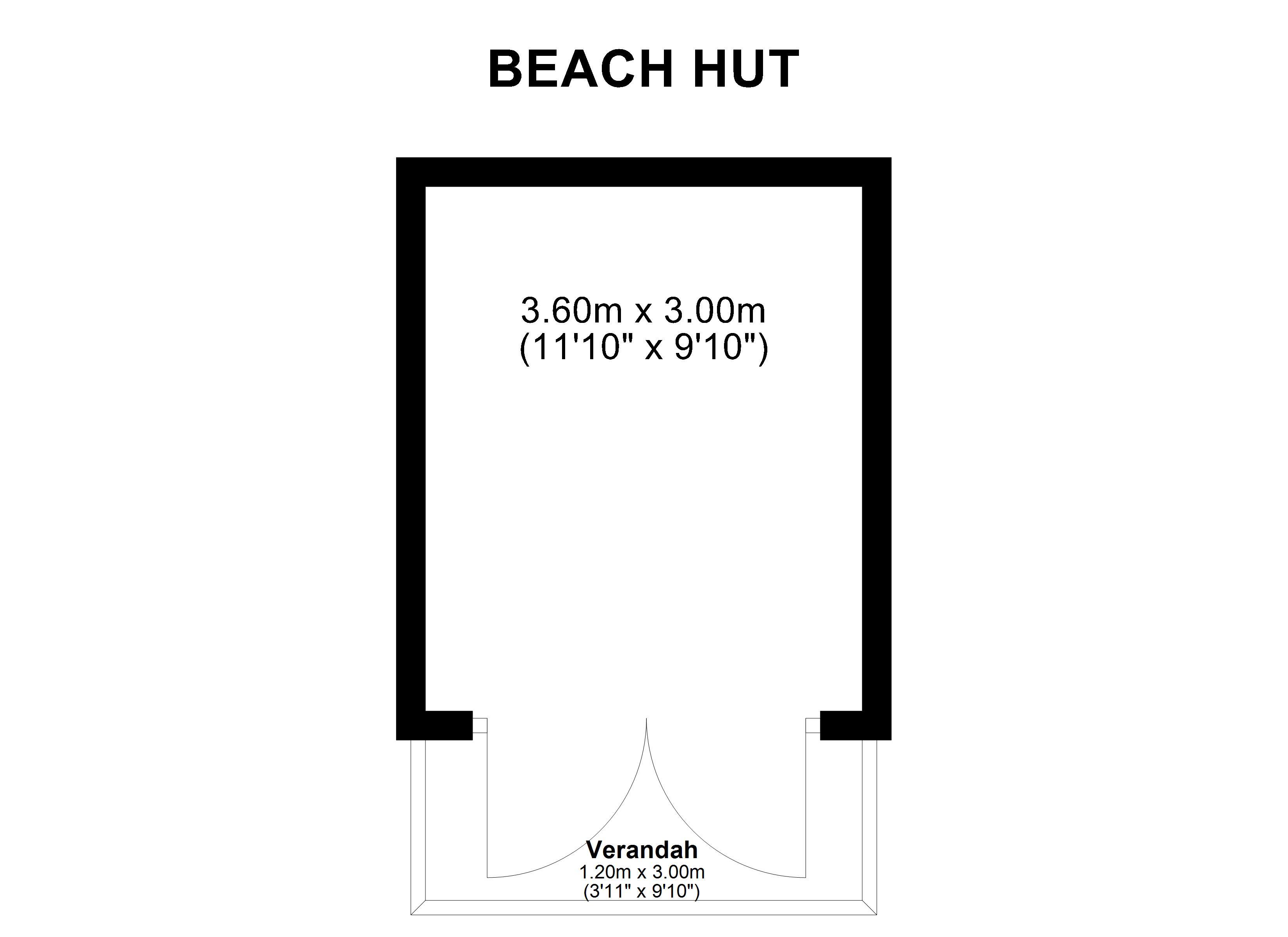 UK Beach huts. Bespoke Beach Huts made in Norfolk. Beach