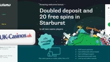 Casumo UK Casinos