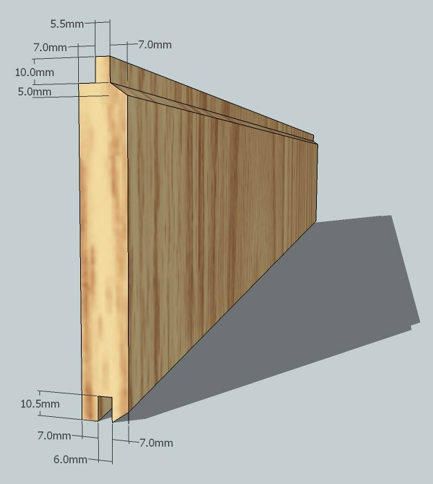 Thick Tongue And Groove Boards
