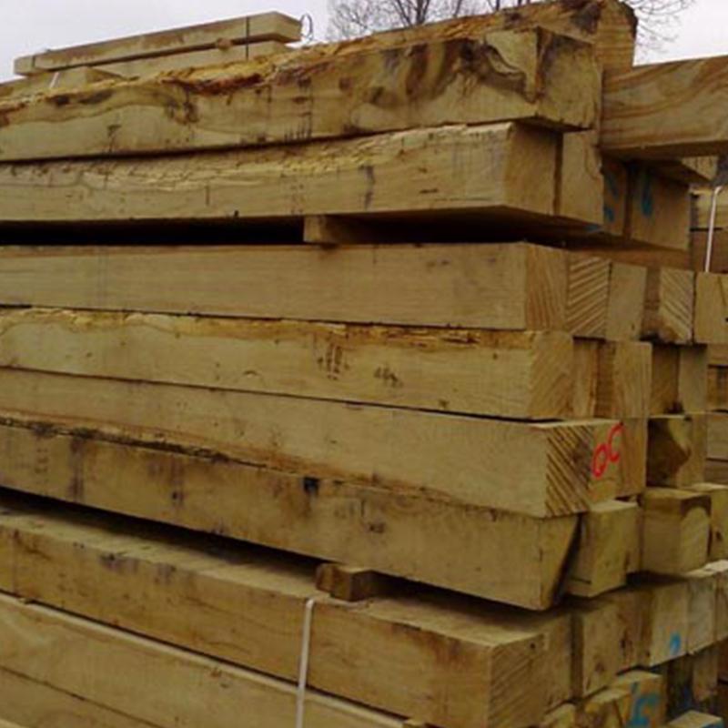 Rustic Oak Posts Buy Fencing Materials Online Uk Oak