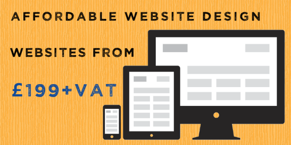 Affordable Website Design Wigan