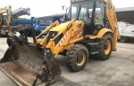 Used 2007 JCB 3CX Sitemaster Backhoe loader C/w non turbo manual gears