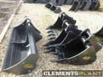 Used Geith 3CX Buckets (A26)