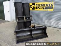 Used JCB 3CX Grading Bucket (A33)