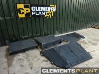Used Cab Guards Manitou MT1435 (2)
