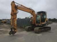 Hyundai R145LCR-9A - UK Plant Traders