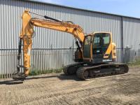 Hyundai HX145LCR - UK Plant Traders