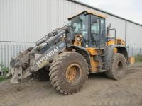 Hyundai HL757-9A TM - UK Plant Traders