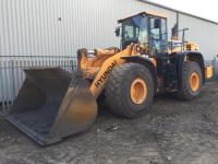 Hyundai HL770-9A - UK Plant Traders