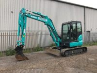 Kobelco SK55SRX-6 (Ex-Demo) - UK Plant Traders