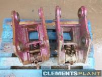 Used Kubota KX080 Quick Hitch(A74/A75)