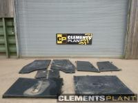 Used Cab Guards JCB 3CX (A81)