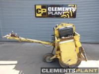 Used Bomag Roller