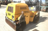Terex TV1200 double drum roller - UK-PlantTraders.com