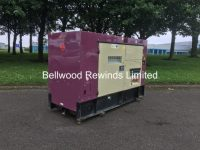 ArcGen Denyo 37Kva Rental Spec Generator   UK Plant Traders