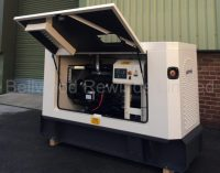 Deutz Oil Cooled 60Kva Silenced Diesel Generator   UK Plant Traders