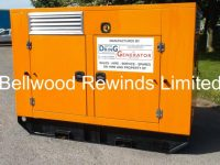 James Dring 45Kva Rental Spec Generator   UK Plant Traders