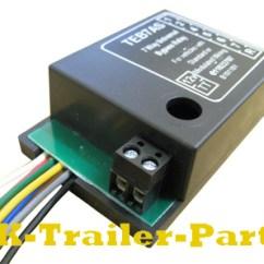 Trailer Lights Wiring Diagram Uk Tachometer Install Fox Body 7 Way Universal Bypass Relay | Uk-trailer-parts