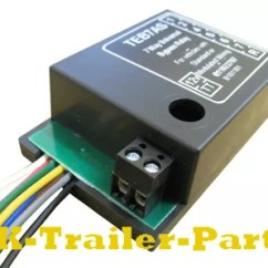 Jaguar X Type Can Bus Wiring Diagram 1965 Ford Ranchero 7 Way Universal Bypass Relay Uk Trailer Parts Left Side
