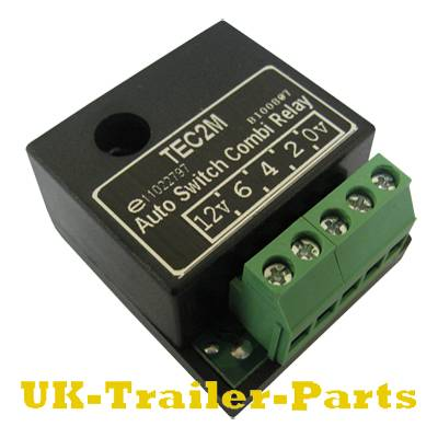 12n trailer plug wiring diagram of a hurricane with labels tec2m auto switch combi relay uk parts