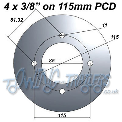wiring diagram for a trailer plug 7 pin dixon lawn mower parts working out pitch circle diameters (pcd) | uk-trailer-parts