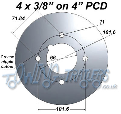 uk home wiring diagrams ford 6 0 diesel parts diagram working out pitch circle diameters (pcd) | uk-trailer-parts