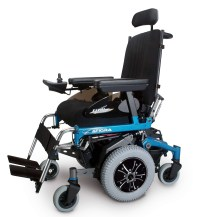 Atigra Mid Wheeled Powerchair Electric Wheelchair ...