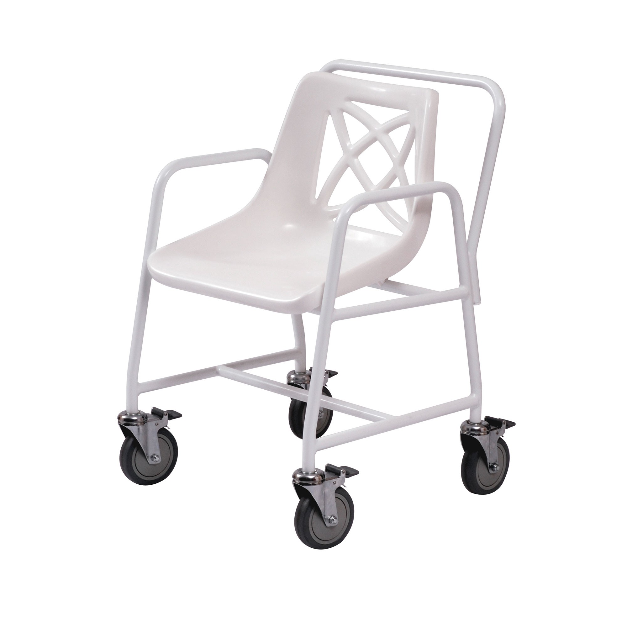 medical shower chairs workout office chair roma wheeled mobile at low prices