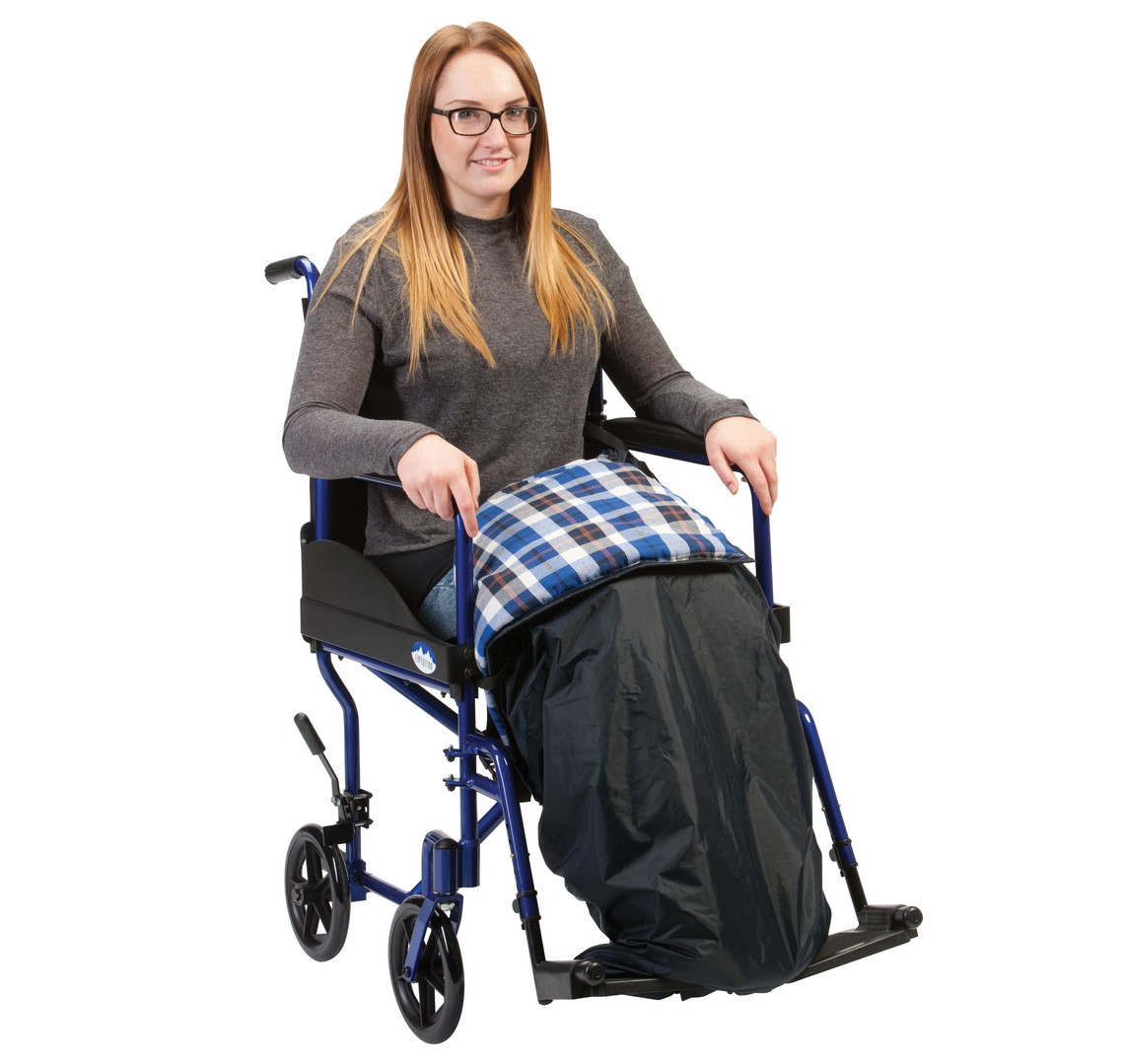 Padded Leg Cosy at low prices  UK Wheelchairs
