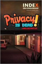 Privacy is Dead cover