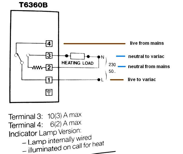 Help Needed Wiring Up Variac Controller